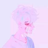 Iris shone